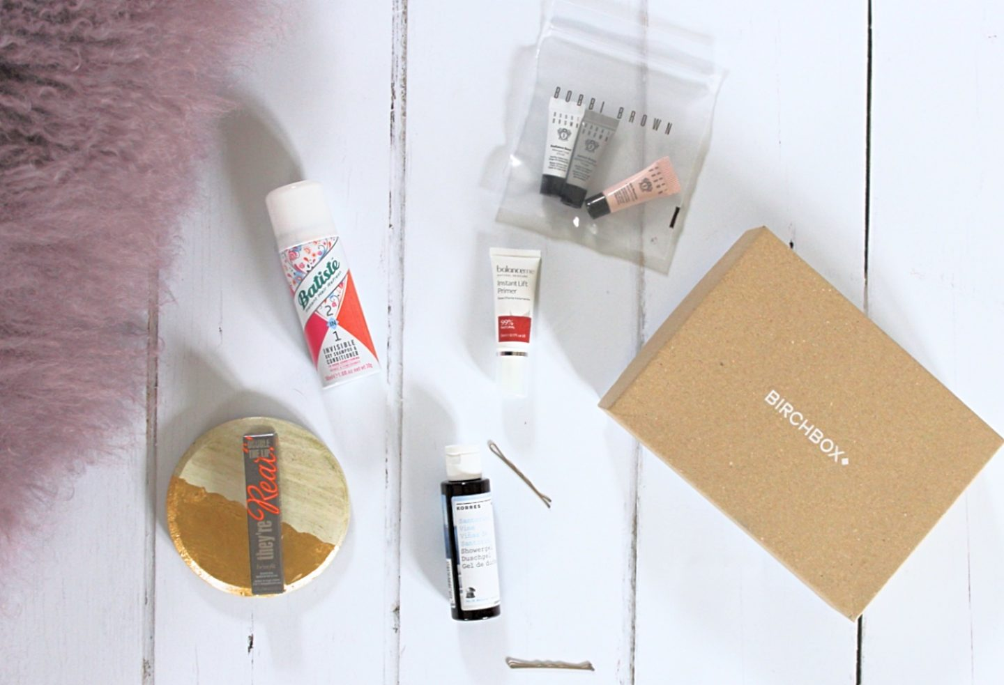 Beauty Subscription – Birchbox