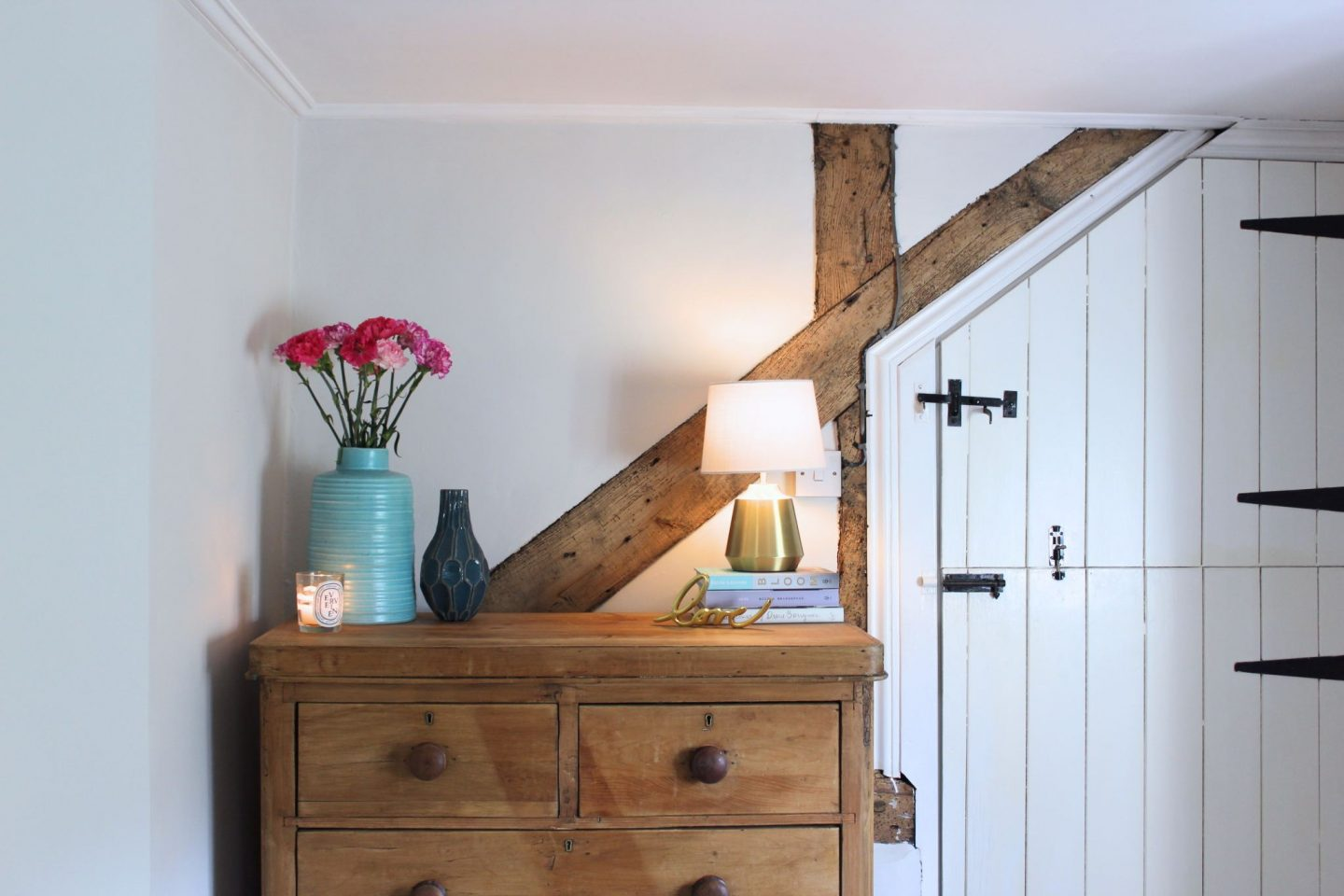 How To Style A Chest Of Drawers