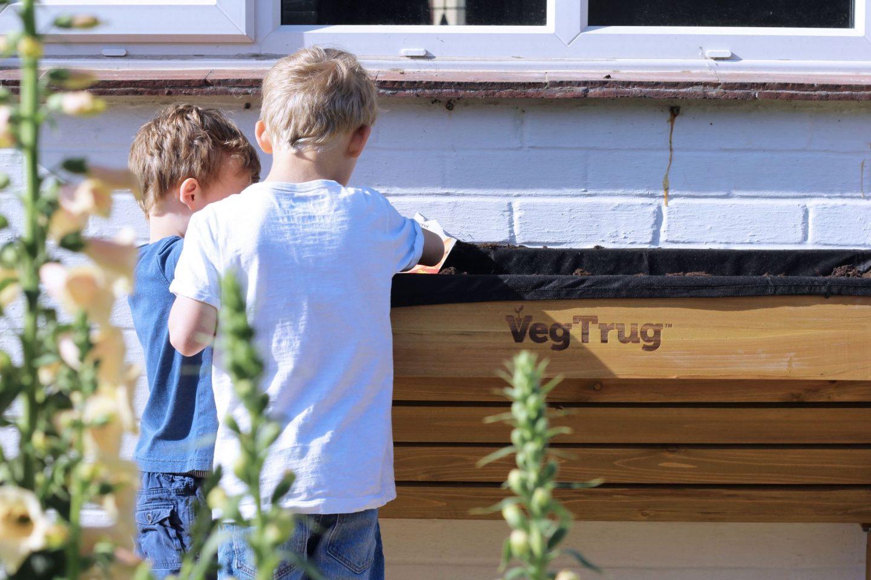 Garden Fun For Littles
