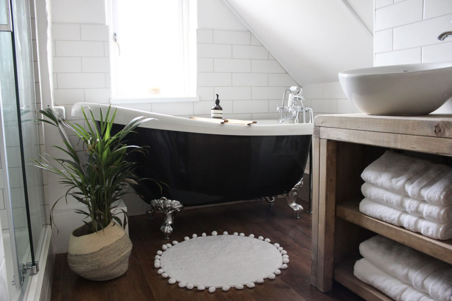 Creating Space For An Upstairs Bathroom