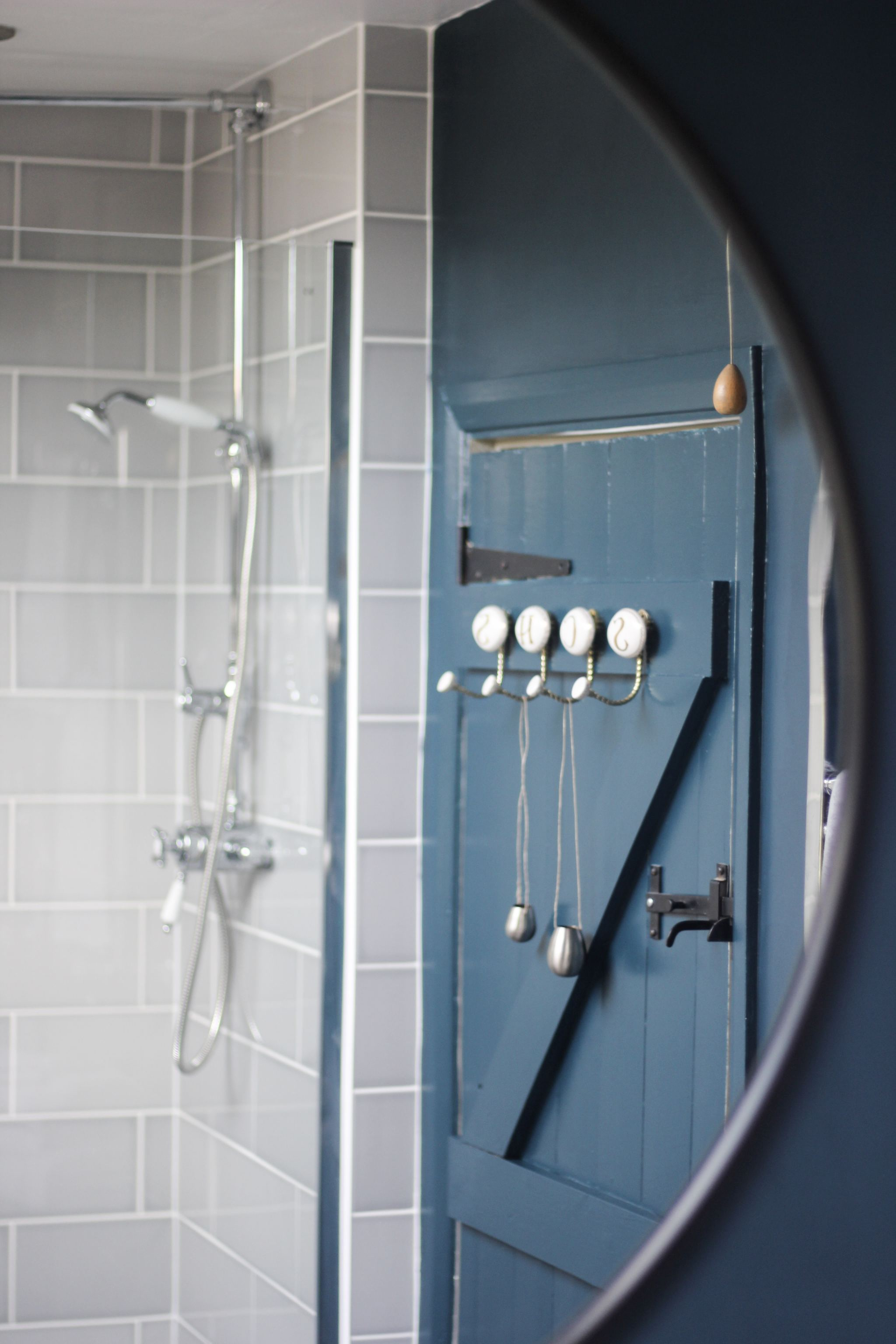 Being Bolder - Bathroom Update - Within these walls