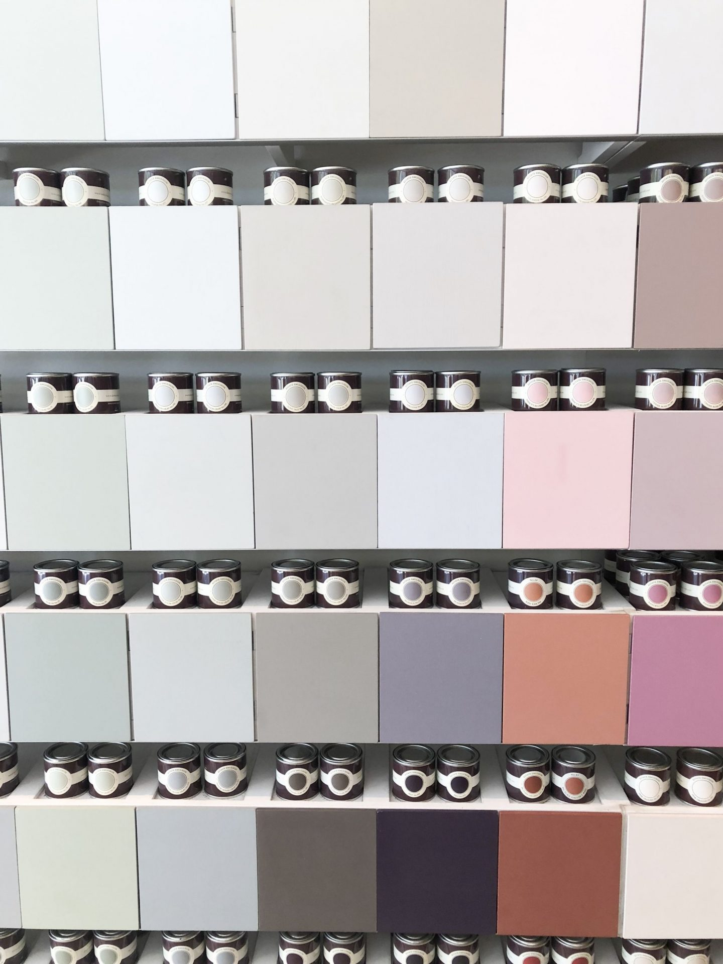 Farrow & Ball (The 9 New Colours)